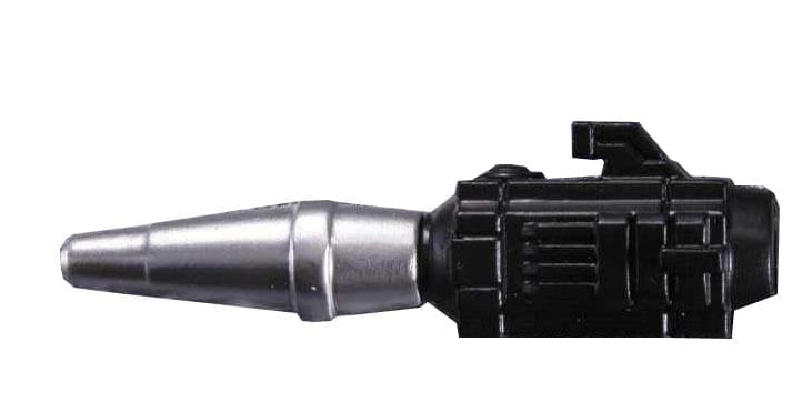 Transformers Masterpiece MP-17 Prowl Shoulder Cannon Accessory