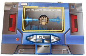 Transformers MP-13 Soundwave Bonus Collector Coin