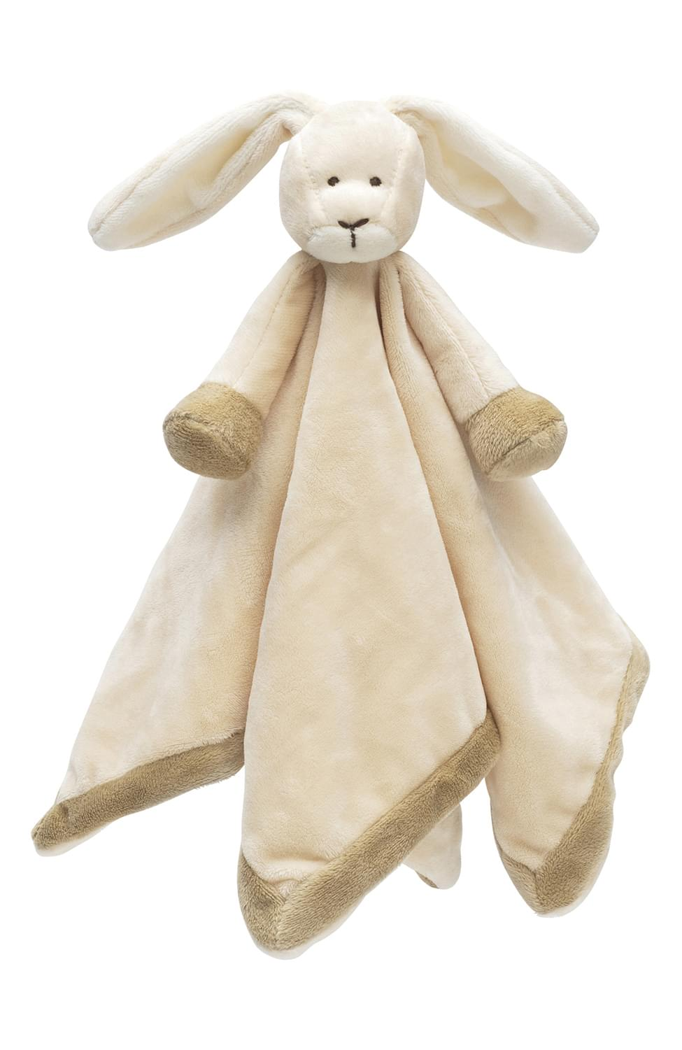 Teddykompaniet Diinglisar Collection 11 Inch Plush Animal Blanket | Bunny