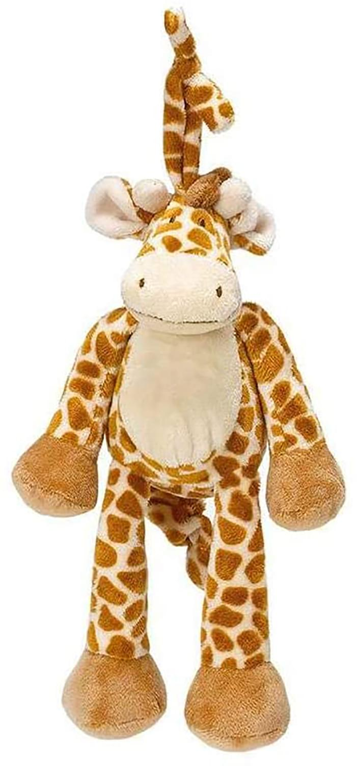 Teddykompaniet Diinglisar Collection 10 Inch Musical Plush Animal | Giraffe