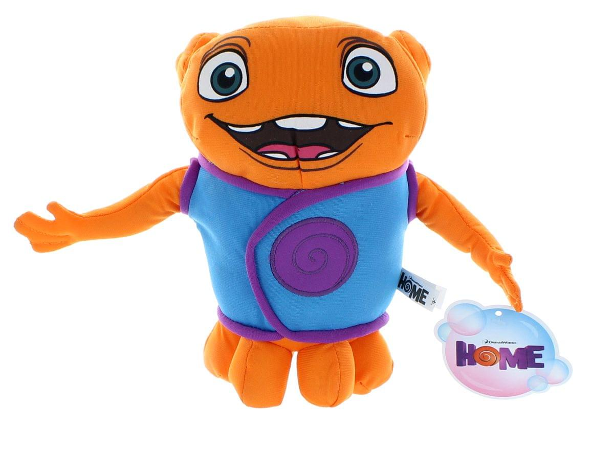 "Home 9"" Plush Orange Oh"