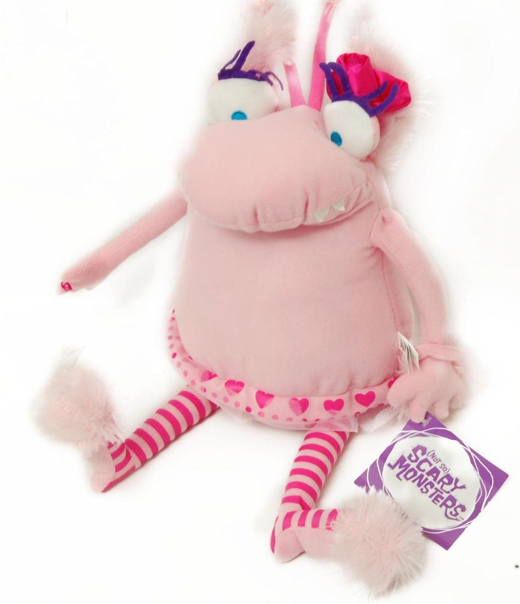 "Girlie Monster Flora 8.5"" Plush"