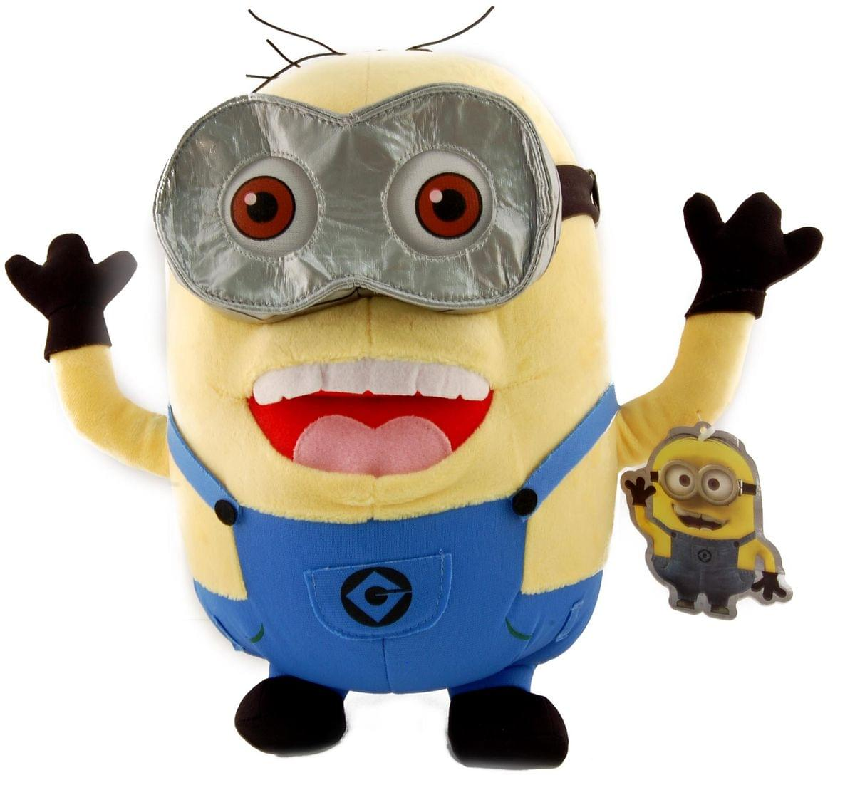 Despicable Me 2 2 Eyed With Open Mouth Minion Jorge 12