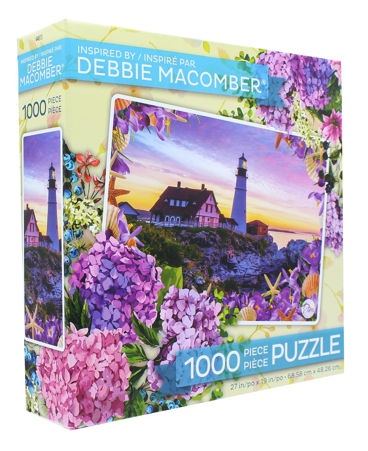 Debbie Macomber 1000 Piece Jigsaw Puzzle | Lighthouse