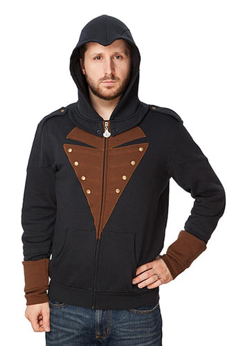 Assassin's Creed Arno Adult Costume Hoodie