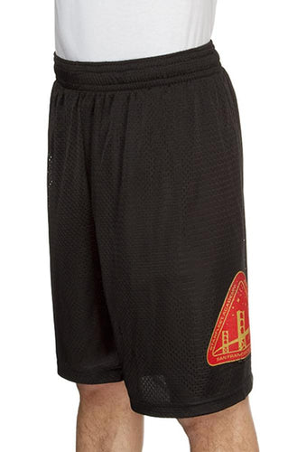 Star Trek Starfleet Academy Men's Mesh Shorts