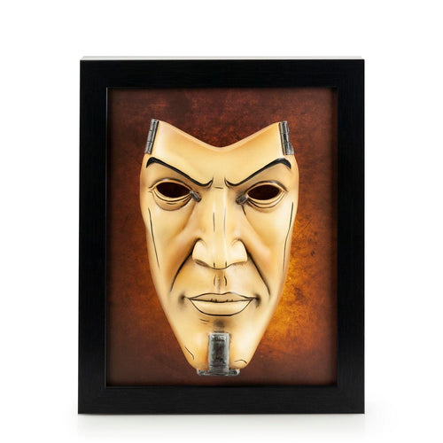 Borderlands 2 Handsome Jack Wall Art | Hand-Painted Mask