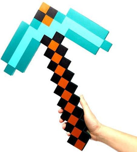 Minecraft Diamond Foam Pickaxe Exclusive