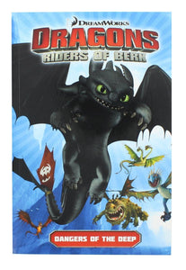 Dragons: Riders of Berk Vol. 2: Dangers of the Deep Paperback Book