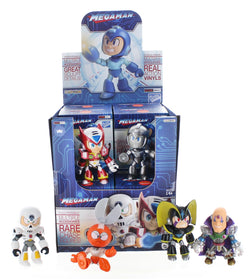 Mega Man Blind Box 3.25 Inch Metallic Action Vinyl - One Random