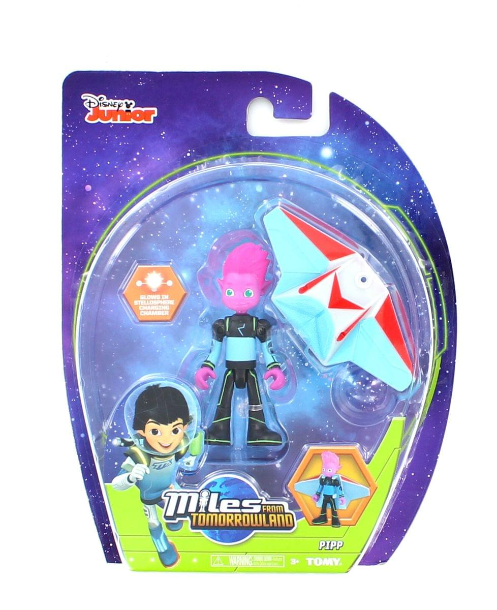 "Miles From Tomorrowland Pipp 3"" Action Figure"