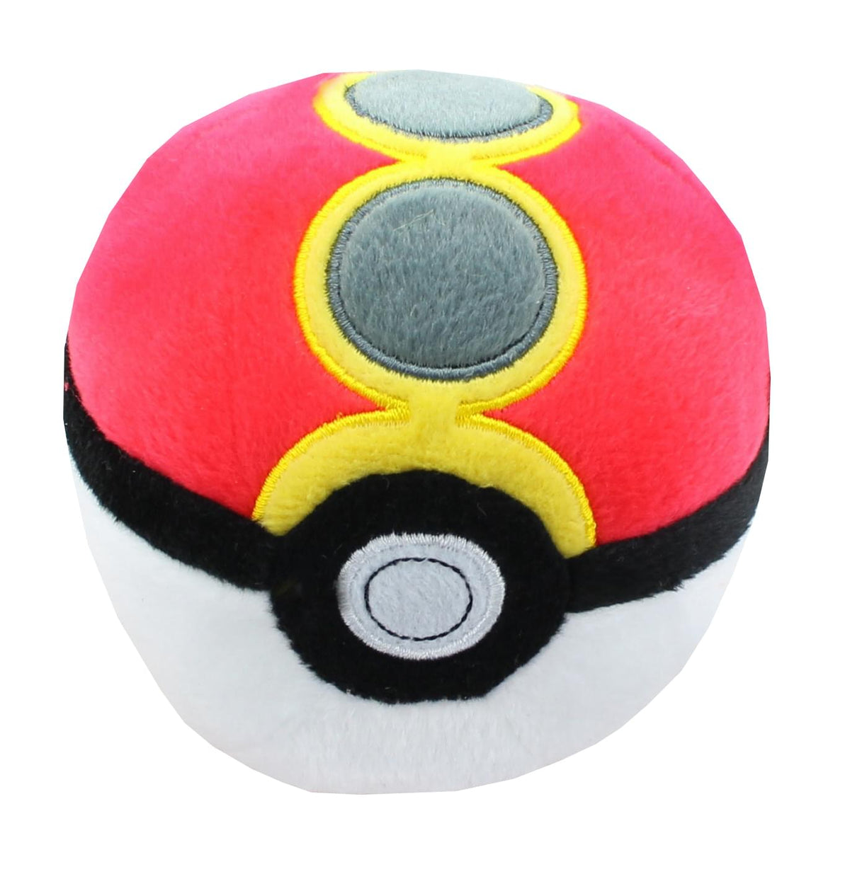 Pokemon Poke Ball 5 Inch Plush - Repeat Ball