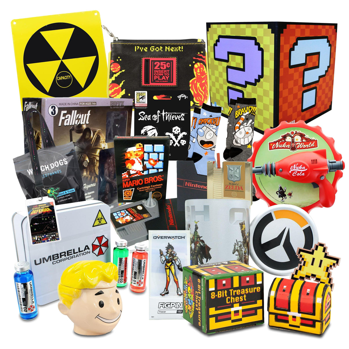 SuperLoot Gaming Mystery Gift Box | $249 Value | 15+ Fun Items!