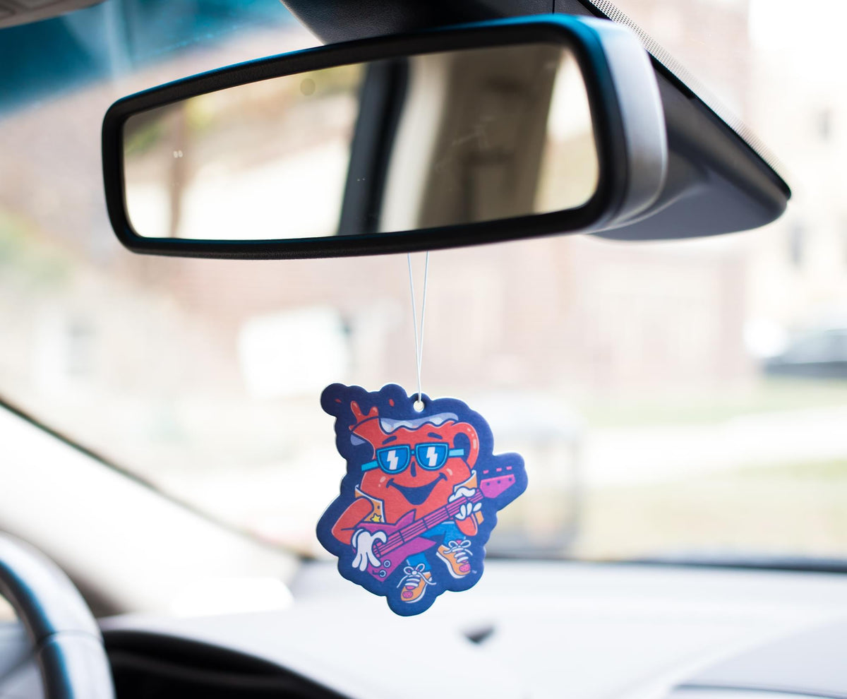 Kool-Aid Man Air Freshener Set Of 3 | Tropical Punch Scent