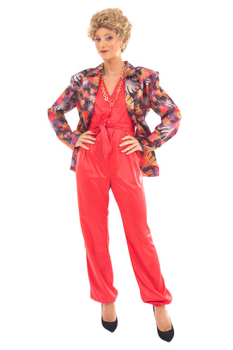 Golden Girls Blanche Costume | Officially Licensed | Adult Size