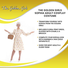 Load image into Gallery viewer, Golden Girls Sophia Costume | Officially Licensed | Adult Size