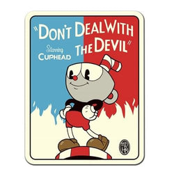 Cuphead Collectibles | Cuphead Looksee Collector's Box Version 2
