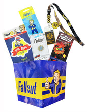 Load image into Gallery viewer, Fallout Collectibles LookSee Mini Collectors Box | Lanyard, Keychain, Pin, Cards & More