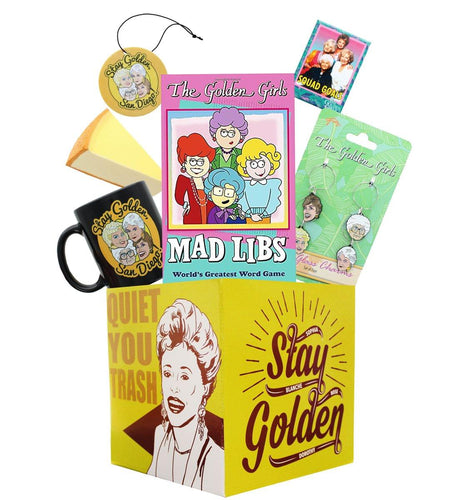 Golden Girls Collectibles LookSee Collector's Box | Mug | Magnet and more