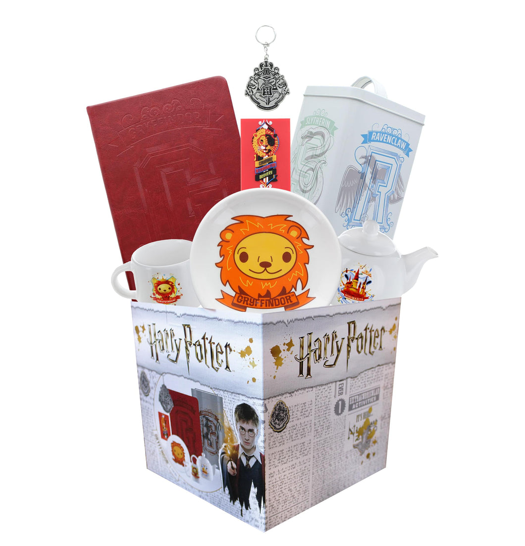 Harry Potter Gryffindor House LookSee Box | Contains 7 Harry Potter Themed Gifts