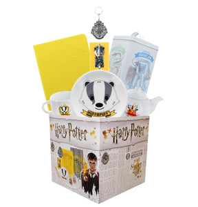 Harry Potter Hufflepuff House LookSee Box | Contains 7 Harry Potter Themed Gifts