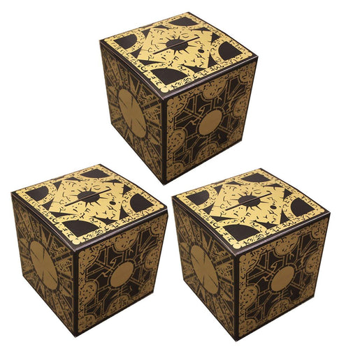 Hellraiser 10x10x10 Gift Mystery Box, Set of 10