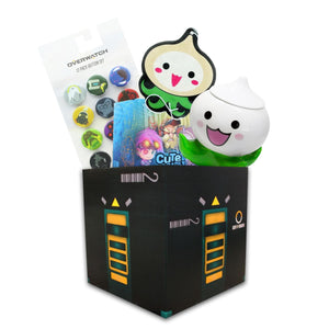 Overwatch LookSee Box Bundle | Cute But Deadly Figures, Blind Bag Loot and More