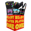Ready Player One Themed LookSee Box with 7 Quality Gaming and Retro Collectibles