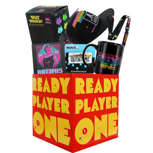 Ready Player One Gift LookSee Box Bundle w/ Toys, Mug, Hat & More