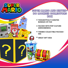 Load image into Gallery viewer, Super Mario and Nintendo LookSee Collectors Box