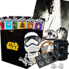 Star Wars LookSee Box with Han Solo Fleece Throw Blanket & Exclusive Pins