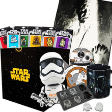 Load image into Gallery viewer, Star Wars Collectibles LookSee Collectors Box | Han Solo Blanket and Pins