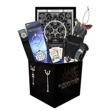 Load image into Gallery viewer, Supernatural Collectors LookSee Box - Includes 7 Themed Items