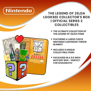 The Legend Of Zelda LookSee Collector's Box | Official Series 2 Collectibles