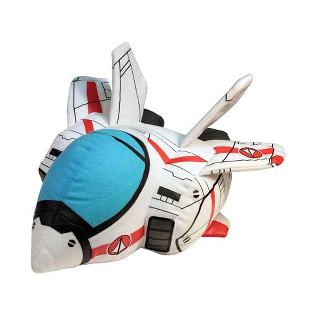 "Robotech 10"" Plush: VF-1J Rick Hunter"