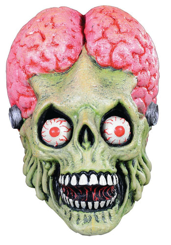 Mars Attacks Full Adult Costume Mask Drone Martian