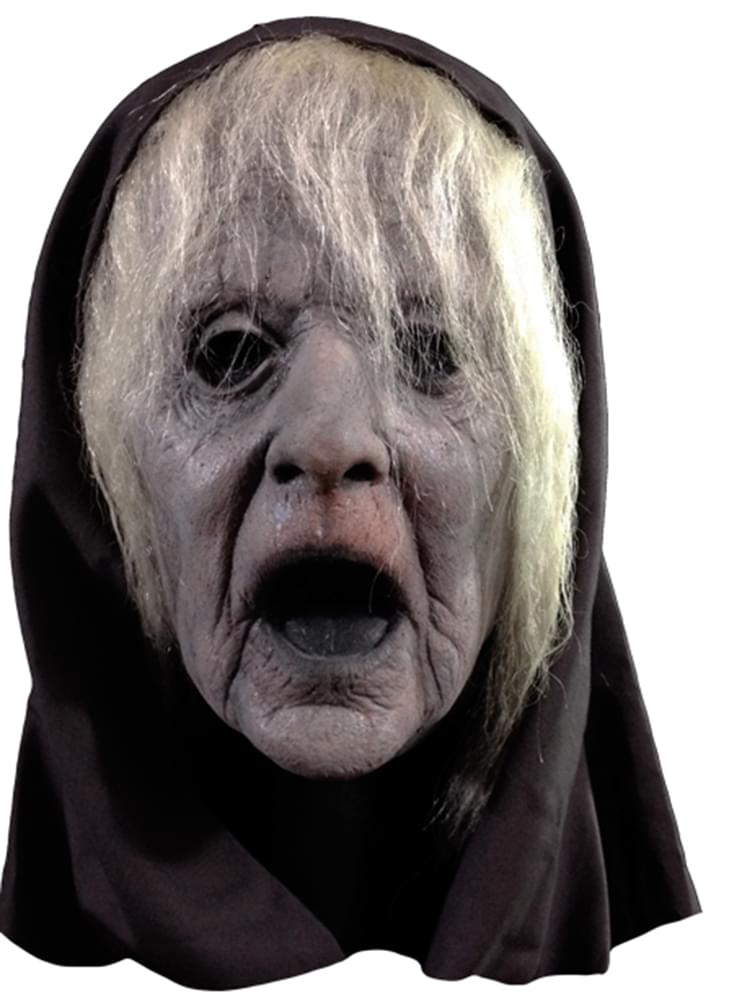 The Wraith Ghost Mask Adult Costume Accessory