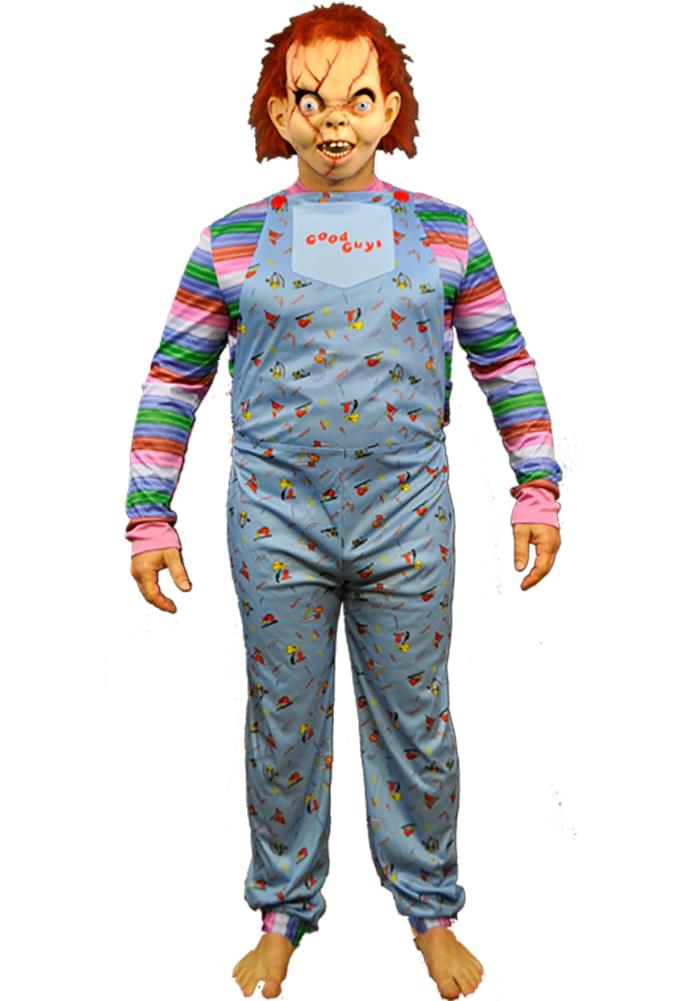 Child's Play 2 Chucky Good Guys Adult Costume