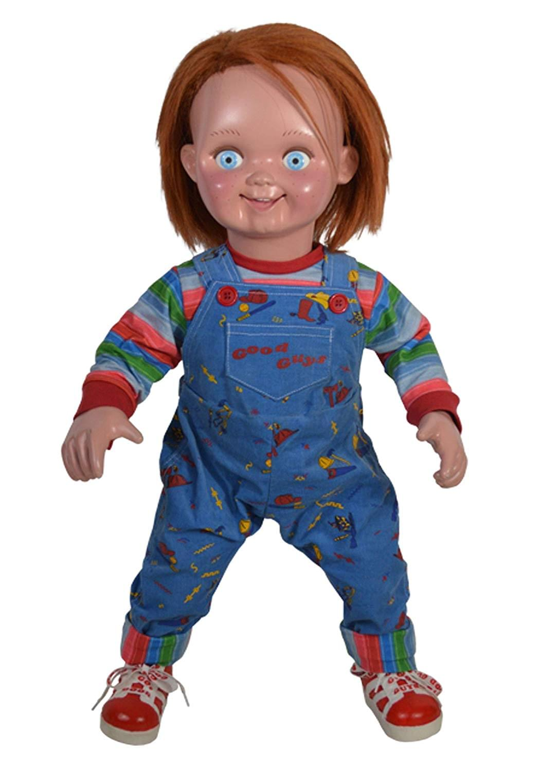 Child's Play 2 Good Guy Chucky 29 Inch Prop Doll with Replica Box