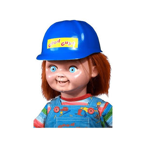 Child's Play 2 Good Guys Helmet | Chucky Doll Accessory