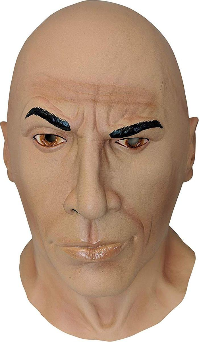 WWE The Rock Adult Latex Costume Mask
