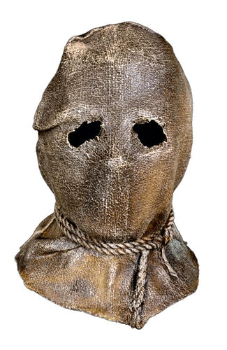 Sack-O-Path Halloween Adult Costume Mask