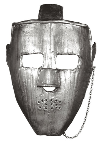 Quiet Riot Metal Health Adult Injection Mask