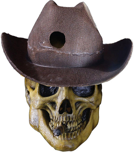 Shadows of Brimstone Undead Outlaw Mask Adult Costume Accessory