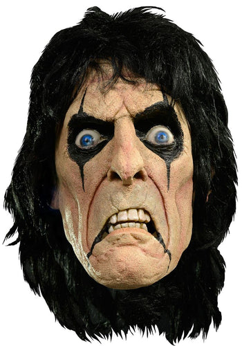 Alice Cooper Full Adult Costume Mask