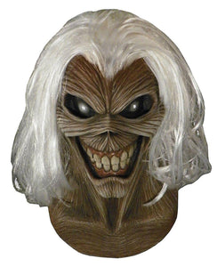 Iron Maiden Killers Mask Adult Costume Accessory