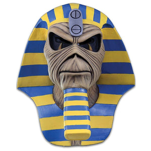 Iron Maiden Eddie Powerslave Cover Mask Costume Accessory
