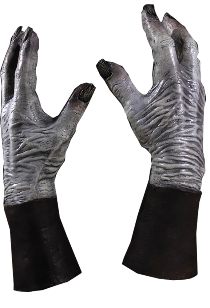 Game of Thrones White Walker Hands Gloves Costume Accessory