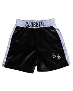 Rocky III Clubber Lang Boxing Trunks Adult Costume