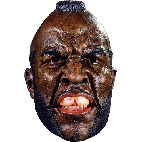 Rocky III Clubber Lang Full Head Mask Adult Costume Accessory